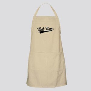 West Ham, Retro, Apron