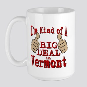 Big Deal - Vermont Large Mug