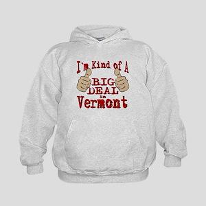 Big Deal - Vermont Kids Hoodie