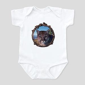 Mountain lion hunter Infant Bodysuit