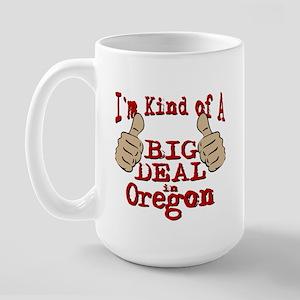 Big Deal - Oregon Large Mug