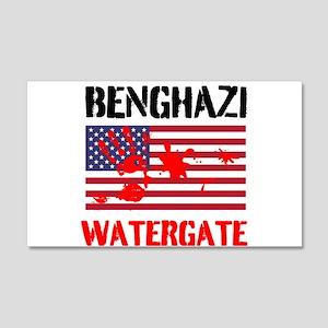 Benghazi Watergate Wall Decal