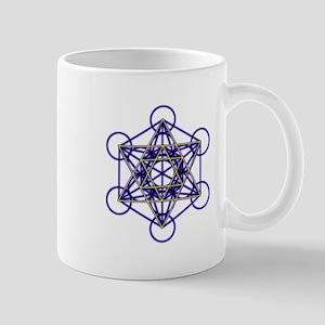 MetatronBlueStar Mug