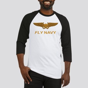 Naval Flight Officer Wings Baseball Jersey
