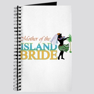 Mother of the Island Bride Journal
