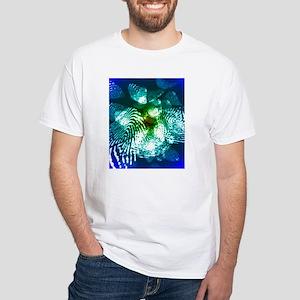 Fingerprints, computer artwork T-Shirt