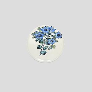 Paxton's Campanula fragilis Mini Button
