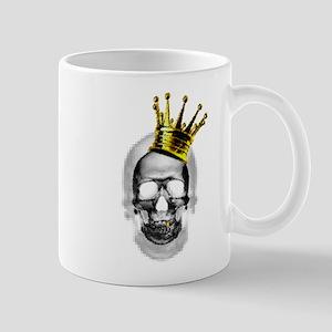 Skull and Crown Mugs