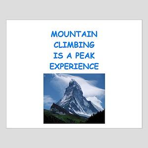 mountain climbing Posters