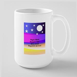 Night Shift Mugs