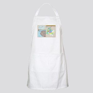 Location Colombia BBQ Apron