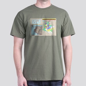 Location Colombia Dark T-Shirt