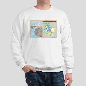 Location Colombia Sweatshirt