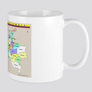 Location Colombia Mug