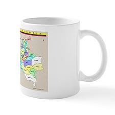 Location Colombia Mug