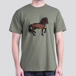 brown Horse 2 T-Shirt