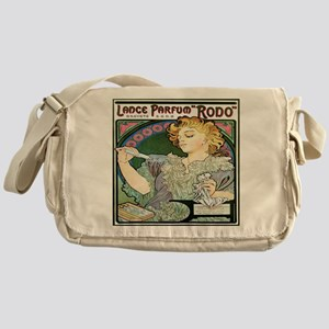 Alfons Mucha 1896 Lance Parfum Rodo Messenger Bag