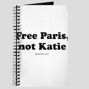 Free Paris, not Katie Journal