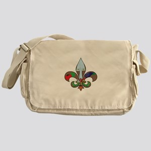 Fluer de Gardener Messenger Bag