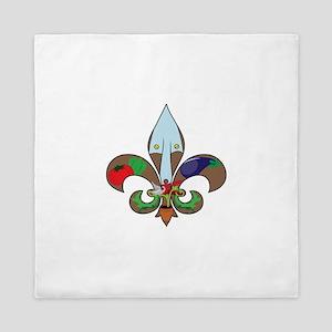 Fluer de Gardener Queen Duvet