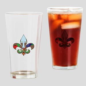 Fluer de Gardener Drinking Glass