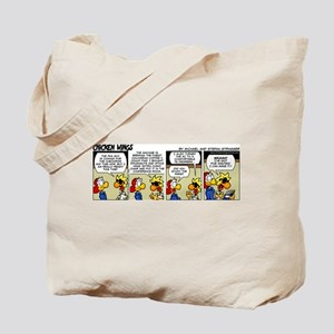 0660 - Well prepared Tote Bag