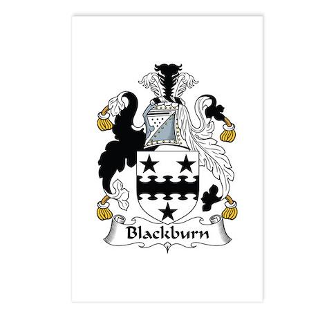 Blackburn Postcards (Package of 8)