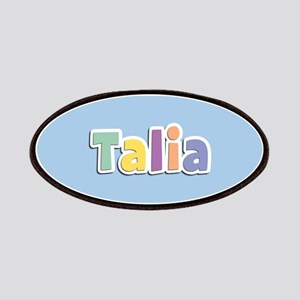 Talia Spring14 Patches