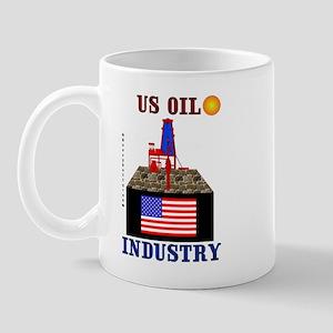 US Oil Mug