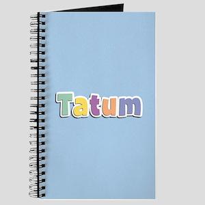Tatum Spring14 Journal