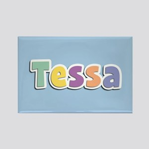 Tessa Spring14 Rectangle Magnet