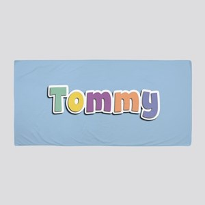 Tommy Spring14 Beach Towel