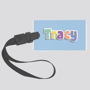 Tracy Spring14 Large Luggage Tag
