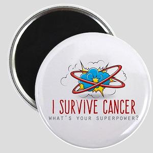 I Survive Cancer Magnets