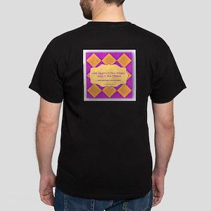 New Orleans Saying Mens Dark T-Shirt