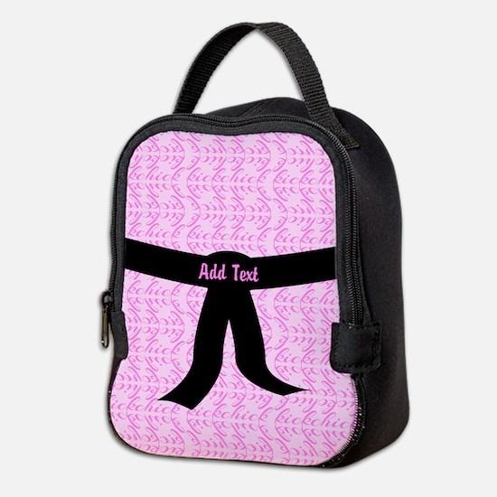 Untitled Neoprene Lunch Bag
