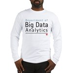 Department of Analytics Long Sleeve T-Shirt