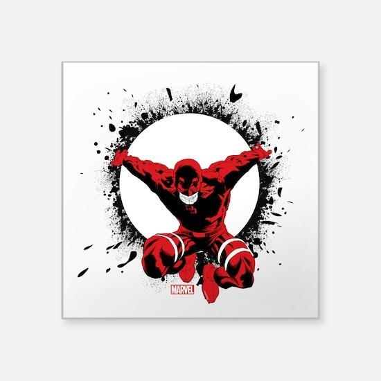 """Daredevil Square Sticker 3"""" x 3"""""""