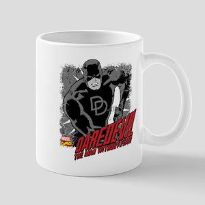 Daredevil Black and White Mug