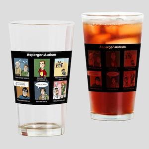 Aspie what Drinking Glass