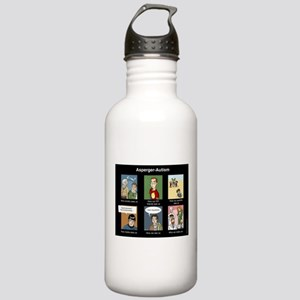 Aspie what Sports Water Bottle