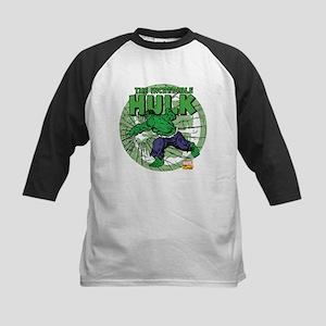 The Incredible Hulk Kids Baseball Jersey