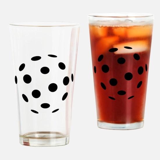 Floorball icon Drinking Glass
