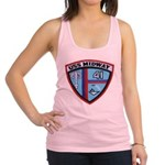 USS MIDWAY Racerback Tank Top