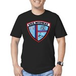 USS MIDWAY Men's Fitted T-Shirt (dark)