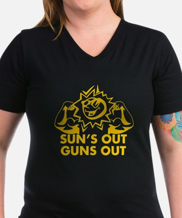 SUNS OUT! GUNS OUT! T-Shirt