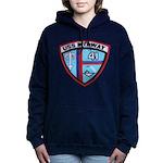 USS MIDWAY Women's Hooded Sweatshirt