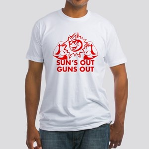 SUNS OUT! GUNS OUT! T-Shirt