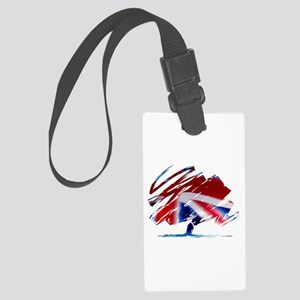 Conservative Party Large Luggage Tag