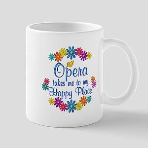 Opera Happy Place Mug